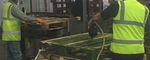 Repair & Return Pallets